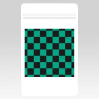PL70637 伝統柄(市松)チャック付き袋