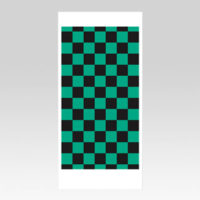 PL70639 伝統柄(市松)平袋
