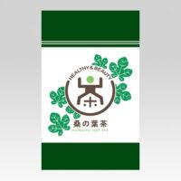 PL70678 健康茶 桑の葉茶 チャック付スタンドパック袋