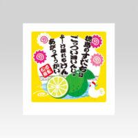 PL70722 食べ歩き旅ふりかけ 徳島県 三方袋(ミニ)