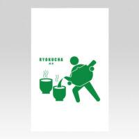 PL70759 ピクトグラム 緑茶