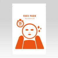 PL70764 フェイスマスク 三方袋